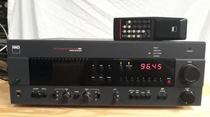 NAD 7600 Integrated Receiver Amp, working for Sale in Mount Vista, WA