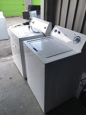 Washer and dryer set for Sale in Atlanta, GA