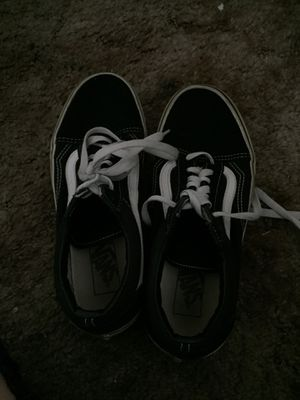 Black and white classic vans for Sale in Redding, CA