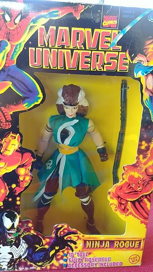 Marvel Universe Ninja Rogue for Sale in Stockton, CA