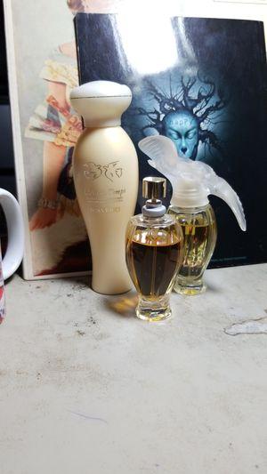 L'AIR Nina Ricci, 3 bottles perfume etc ?? for Sale in Vista, CA