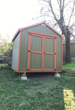 Tuff shed, storage shed. Perfect condition for Sale in Vacaville, CA