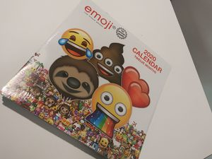 Emoji 2020 Calendar for Sale in Escondido, CA