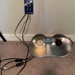Bearded Dragon UVB And Night Light for Sale in Bothell,  WA