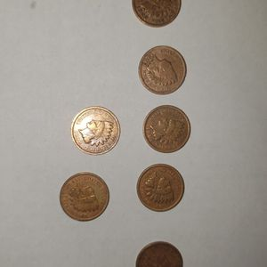 1902 -1908 Indian Head Penny All Year In Order for Sale in Downers Grove, IL