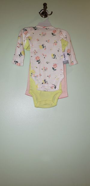 Carters new 3 piece suit 12 months for Sale in Streamwood, IL