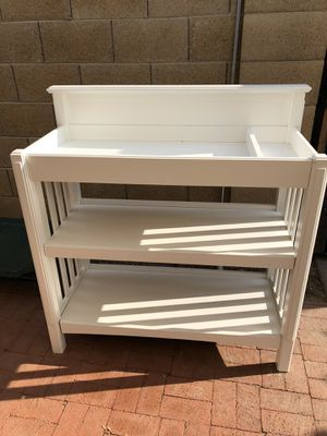 Graco changing table for Sale in Tempe, AZ