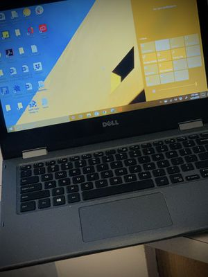 Dell Inspiron 2-in-1 intel 7th gen for Sale in Churchville, NY