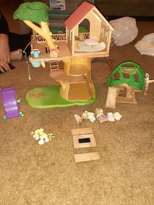 Calico Critters treehouse set for Sale in La Vergne, TN