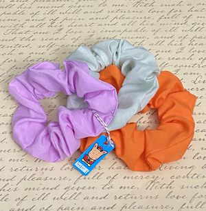 New Chiffon Hair Scrunchie 3-Pack for Sale in New York, NY