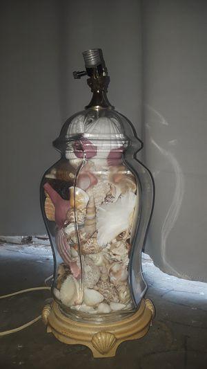 Seashell lamp for Sale in Santa Monica, CA