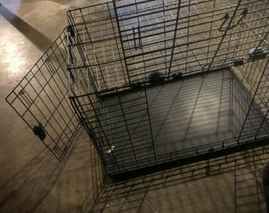 Dog crate for Sale in Aspen Hill, MD