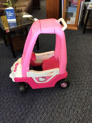 New Hello Kitty Push Car by Dynacraft for Sale in Virginia Beach, VA