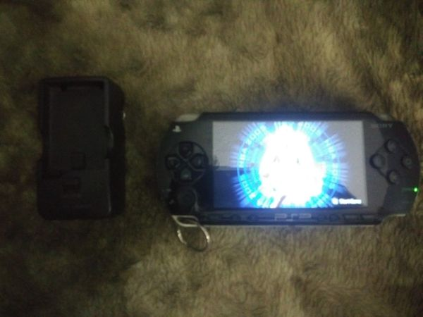 Psp By Sony Great Condition with 2 games