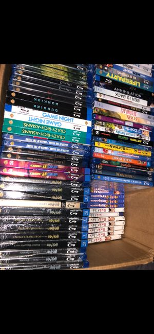 ‼️‼️ Brand New Blu ray Sale‼️‼️ for Sale in Chicago, IL