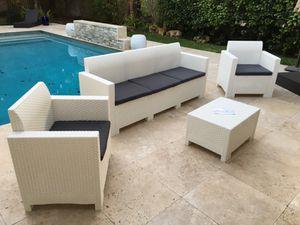 Patio-Outdoor-Italian Modern furniture NEW for Sale in Miami, FL
