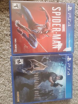 Ps4 games for Sale in Clarksville, TN