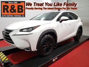 2017 Lexus NX for Sale in Fontana, CA