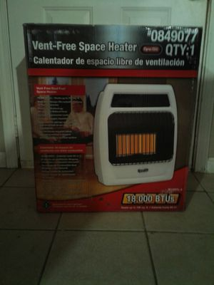Dyna-Glo 18,000BTU Vent Free Space Heater New for Sale in Nicholasville, KY