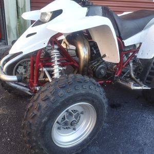 2003 Yamaha Blaster With Title for Sale in Gibsonton, FL