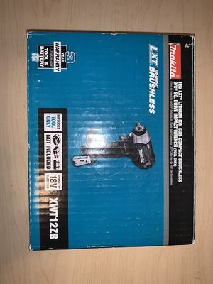 New Makita 3/8 Impact Wrench (Tool Only) $120 for Sale in Herriman, UT