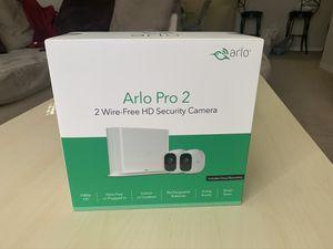 Arlo Pro 2 (2 camera) New in box for Sale in Orlando, FL