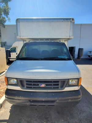 07 Ford Box Truck 17' for Sale in Las Vegas, NV