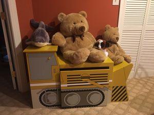 Train toy chest for Sale in Woodbridge, VA