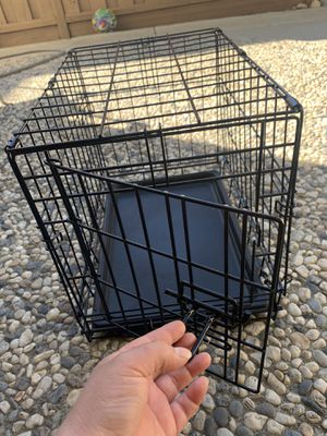 Small kennel cage for puppies for Sale in Antioch, CA