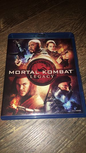 BluRay - Mortal Kombat Legacy for Sale in Hilliard, OH