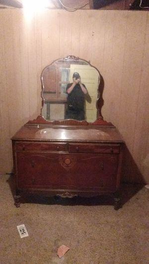 Antique dresser for Sale in Gresham, OR