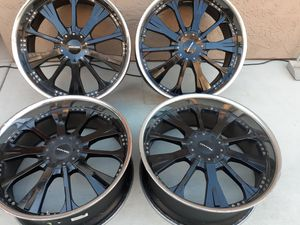 Rims 24 for Sale in Spring Valley, CA