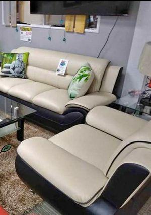 $39 Down  🍃🍂 BEST DEAL Enna Beige/Brown Sofa & Loveseat | U2704 283 for Sale in Jessup, MD