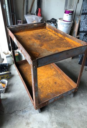 Rolling Shop Cart for Sale in West Sacramento, CA