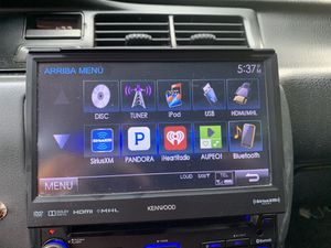 Kenwood flip out 7 inches touchscreen single din for Sale in Rockville, MD