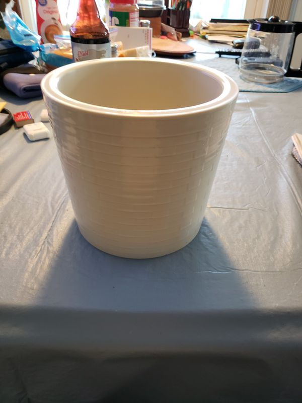 Longaberger Ice Bucket - No Lid