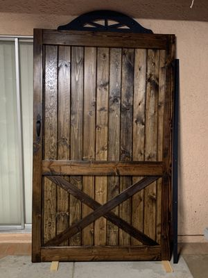 Custom Barn doors for Sale in Jurupa Valley, CA