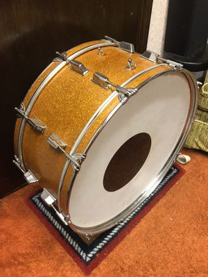 Vintage Bass Drum for Sale in New Haven, CT