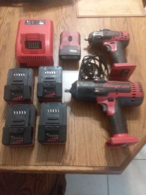 Snap on tools for Sale in Punta Gorda, FL
