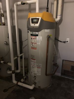 2 Commercial Hot Water Heaters. 100 Gallon and 119 Gallon. for Sale in Aurora, CO