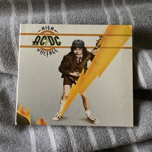 AC/DC High Voltage Album CD ACDC Rock for Sale in Fresno, CA