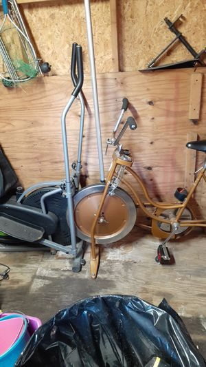 Two excercise machines for Sale in Washington, DC