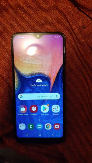 Samsung A10 for Sale in San Jose, CA