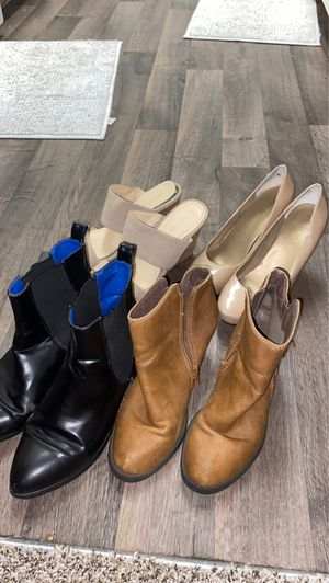 Ankle boots & Heels for Sale in Des Moines, WA