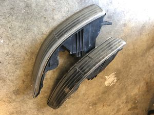 Acura integra parts, mud flaps, front turn signal housings and brake lights for Sale in Clovis, CA