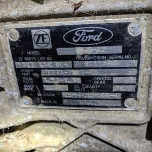 ZF Transmission for Sale in Rochester, WA