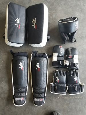 Hayabusa mma gear for Sale in Spring Hill, FL