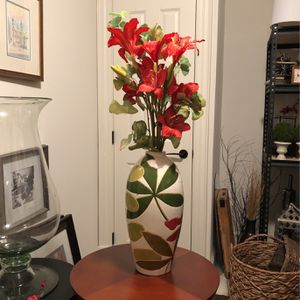 Decorative Vase & Flowers for Sale in New Albany, OH