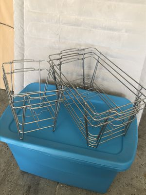 5 chafing dish holders for Sale in Phoenix, AZ
