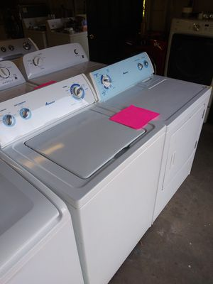 Set WASHER MACHINE/DRYER for Sale in Mableton, GA
